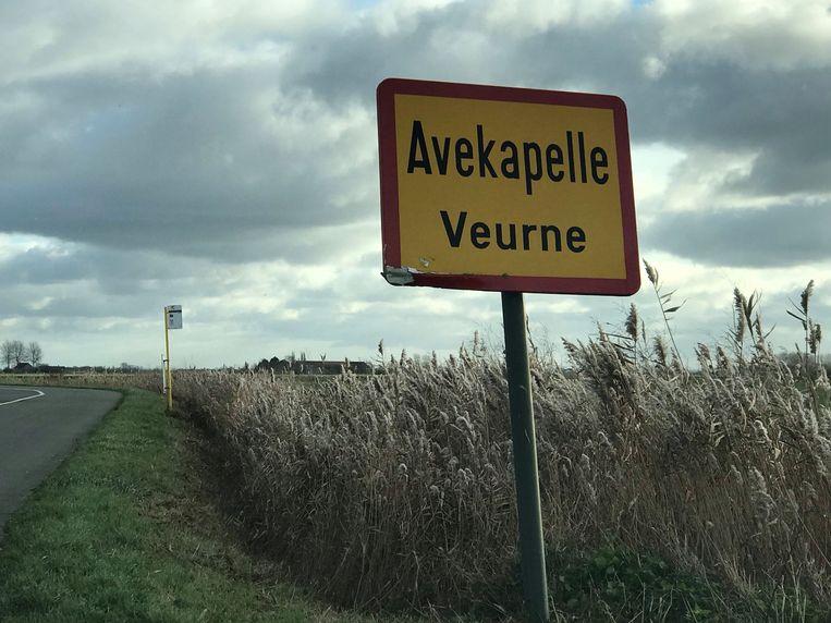 Avekapelle krijgt regelmatig hardrijders op bezoek.