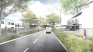 Facelift voor bedrijventerrein Dender Noord: meer veiligheid en comfort voor fietsers