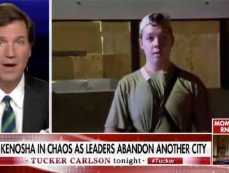 Fox News-anker haalt loftrompet boven voor 17-jarige die op demonstranten schoot