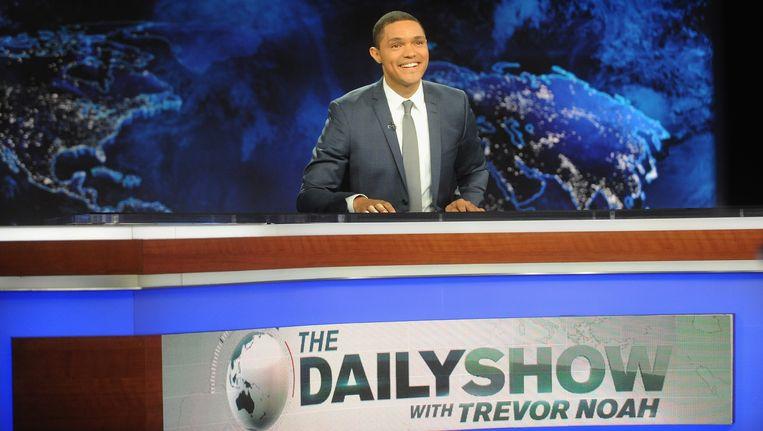'The Daily Show' met Trevor Noah is een van de blikvangers van Comedy Central.