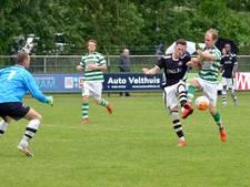 4E: SV Nijmegen verslaat Niftrik met tien man