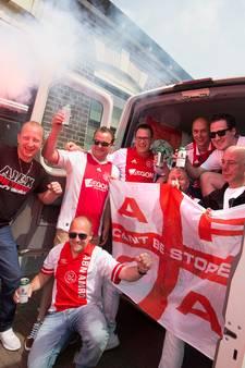 Achterhoekse Ajax-fans naar Stockholm ondanks aanslag Manchester