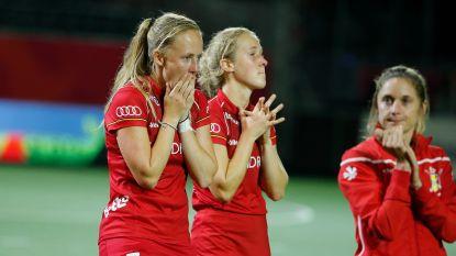 Geen halve finale voor Red Panthers: Spanje klopt hockeyvrouwen na discutabele goal