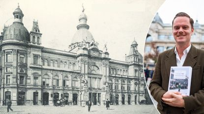 Stadsgids Tanguy Ottomer toont ons historische Antwerpse pareltjes: het circus dat een supermarkt werd