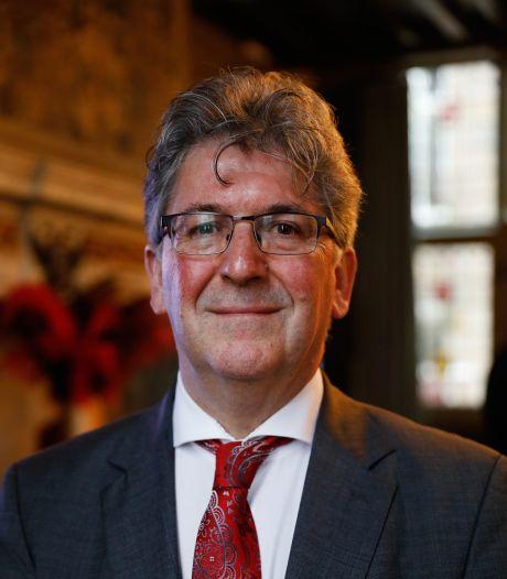 Oproep van burgemeester Haan aan Maassluizers: 'Draag een mondkapje'