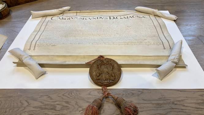 """Met dit oude document uit 1666 kan Brugge de Vlaamse visserij van brexit redden: """"Het is onze stok achter de deur"""""""