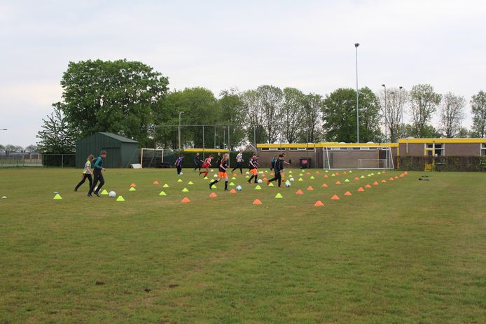 Training JO13 MKB Maren-Kessel