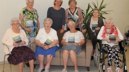 Acht rusthuisbewoners schrijven memoires neer in boek 'Hedde Tijd?'