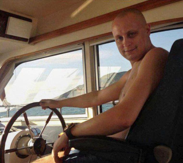 Bogatsjov heeft een jacht in Anapa, waarmee hij geregeld over de Zwarte Zee vaart. Beeld
