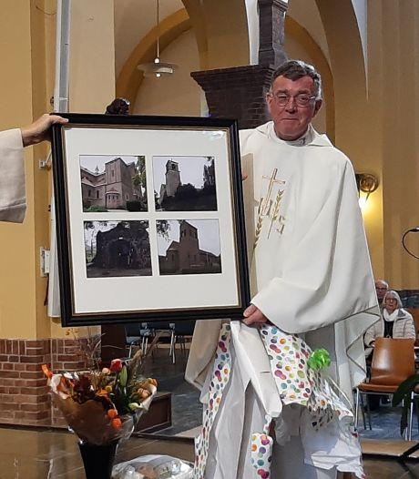 Scheidend pastoor Janssen parttime naar Cuijk; blijft ook actief in Groesbeek