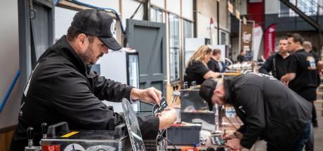 Klokkengieterij Aarle-Rixtel als biergarten, maar hoe lang nog?