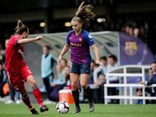 Lieke Martens kampioen met Barcelona, competitie niet uitgespeeld