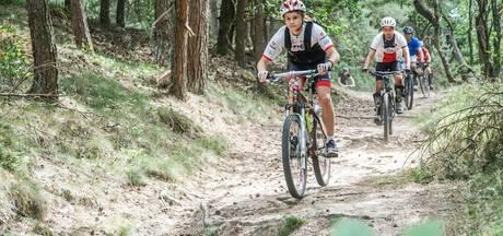 Nieuwe mountainbikeroute door nationaal park Veluwezoom