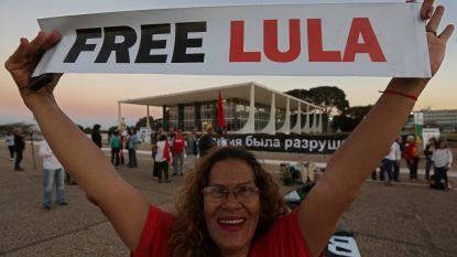 Braziliaanse rechtbank verwerpt verzoeken om corrupte ex-president Lula vrij te laten