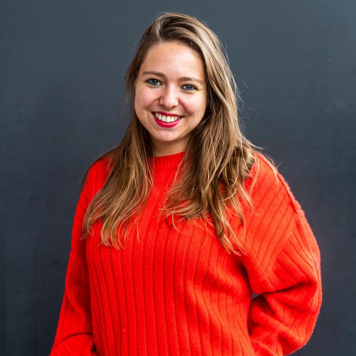 Columniste Lisanne van Sadelhoff