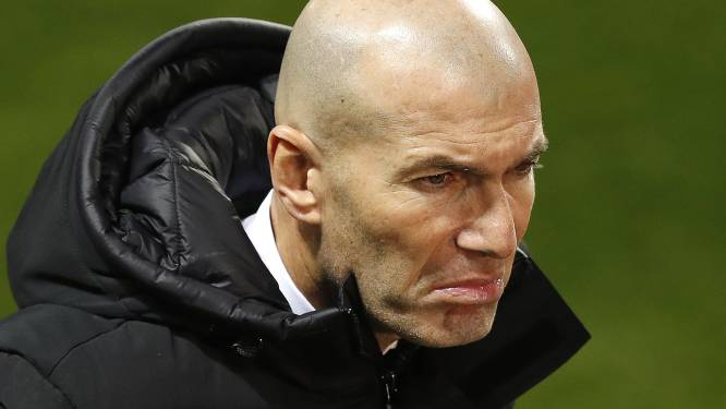 'Bonne chance', Eden: chaos troef in Real Madrid nu ook trainer Zidane out is met Covid-19