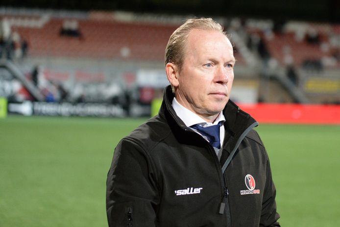 Helmond Sport-trainer Wil Boessen keert vanavond voor het eerst terug naar stadion De Vliert.