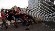 Dode bij confrontaties tussen 'migrantenkaravaan' en politie aan Mexicaanse grens