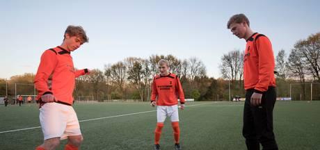 19-jarige SKV-hattrickheld: 'Laten zien dat we nacompetitie waard zijn'