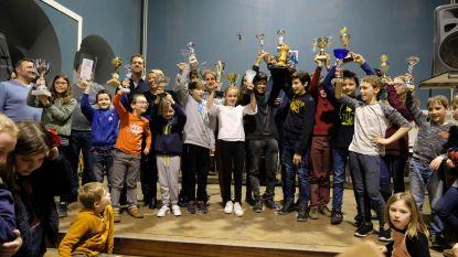 190 deelnemers aan Vlaams jeugdkampioenschappen schaken