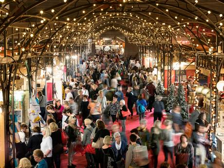 71.500 bezoekers voor Margriet Winter Fair, evenement komt volgend jaar terug naar Den Bosch