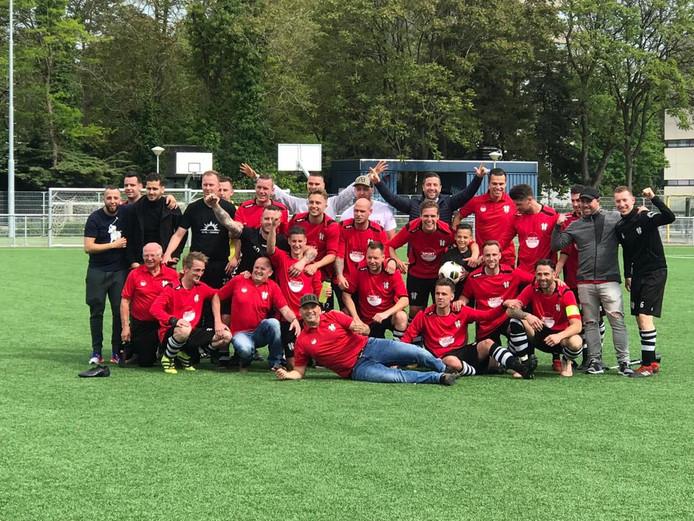 Oosterhout viert de periodetitel