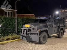 Politie doet inval met pantservoertuig: Bosschenaar aangehouden in drugsonderzoek