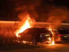 Bezorgdheid om serie autobranden in Woerden: 'Brandstichters moeten worden gepakt'
