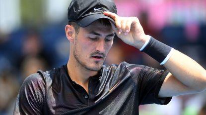 """Australische bad boy van het tennis krijgt het alweer voor elkaar: """"Ik tel gewoon mijn miljoenen. Dat is wat ik doe"""""""