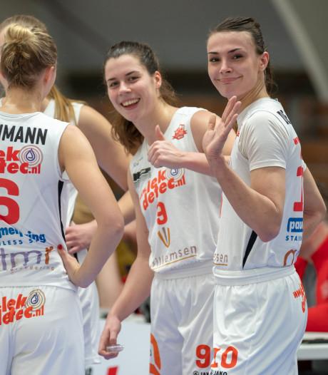 Batouwe versterkt zich met Turkse en Nieuw-Zeelandse basketbalster