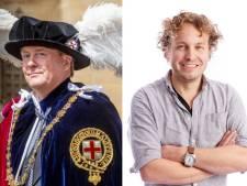 Zou Koning Kousenband zelf ook moeten lachen om die Britse verkleedfeestjes?