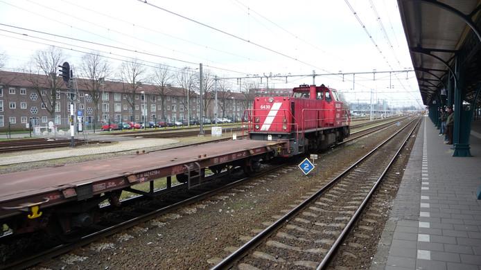Meer goederentreinen door Brabant als Duitsland het derde spoor Betuweroute bij Emmerich gaat bouwen.