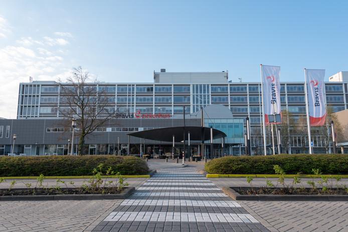 Bravis ziekenhuis Roosendaal, mei 2019.