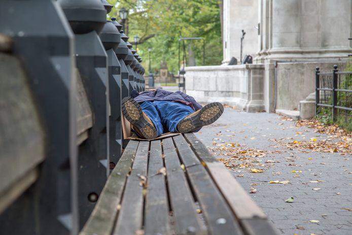 stockadr dakloos huisuitzetting dakloze daklozen daklozenopvang nachtopvang zwerver zwerven woningzoeker