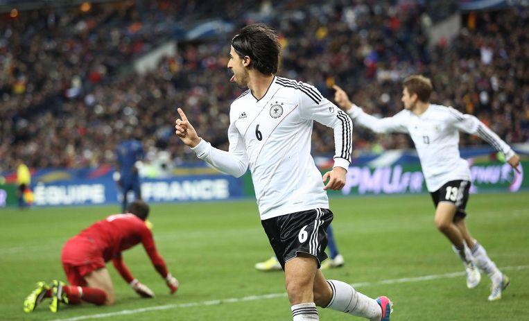 'Op z'n Duits' winnen met een goal in de laatste minuten van een wedstrijd blijkt juist eerder een Nederlands gebruik. Beeld BSR Agency