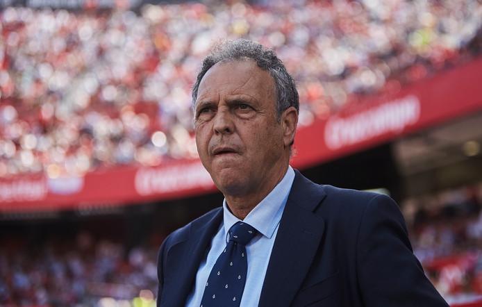 Joaquin Caparrós.