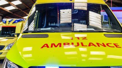 Man uit Dender gered door brandweerman en politieagent