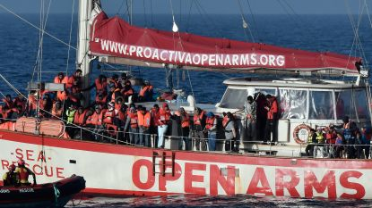Deal tussen Italië en Libië om migranten terug te sturen voor Europees Mensenrechtenhof