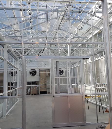 World Horti Center kan alle klimaten nabootsen dankzij innovatieve kas