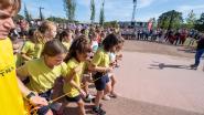 Recordaantal deelnemers voor scholenveldloop
