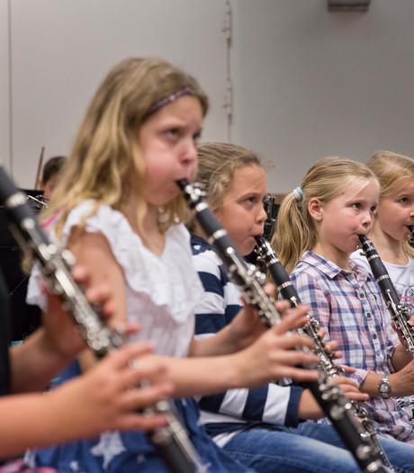 Harmonie Euphonia uit Teteringen gaat zelf muziekles geven