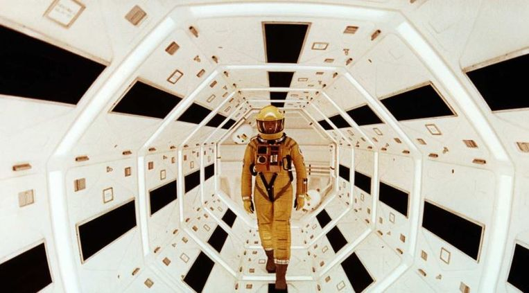 2001: A Space Odyssey Beeld rv