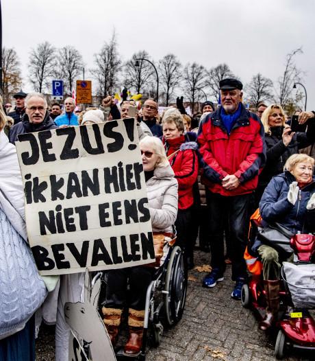 SP Flevoland houdt demonstratie voor complete ziekenhuiszorg