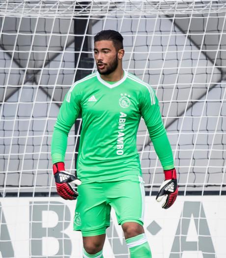 Debuut Helmonder Issam El Maach in betaald voetbal bij Jong Ajax