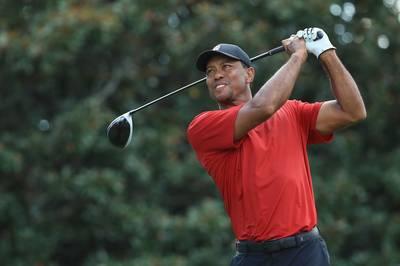 Eerste zege voor Tiger Woods na 1876 dagen