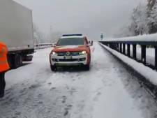 Noodweer veroorzaakt chaos in Oostenrijk