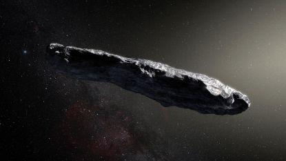 Nieuwe hypothese over herkomst mysterieuze sigaarvormige ruimterots: scherf van dode planeet