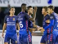 GA Eagles verder in KNVB-beker na loodzware avond tegen amateurs