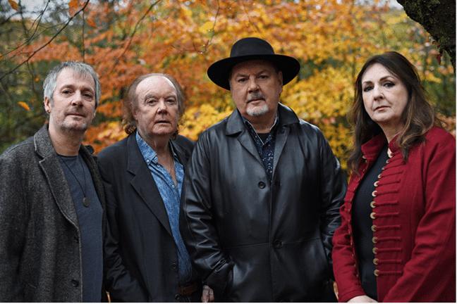 De Ierse band Clannad speelt 16 april 2020 in Eindhoven.