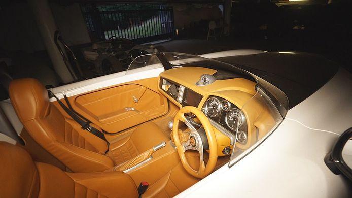 Bristol-sportwagen.